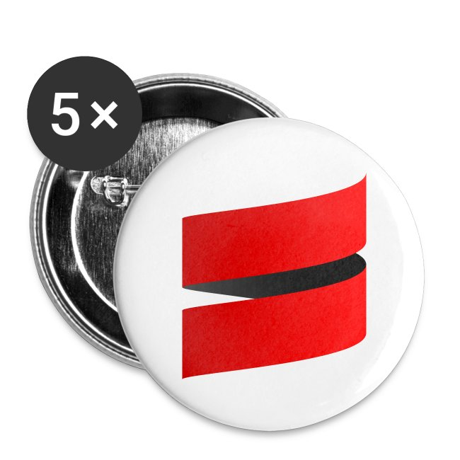 32mm Button with Scala Icon