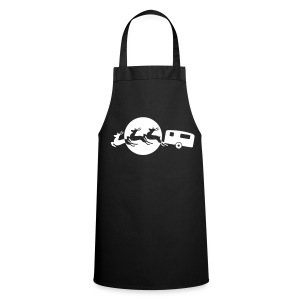 Apron - Santa's Christmas Holiday - Cooking Apron