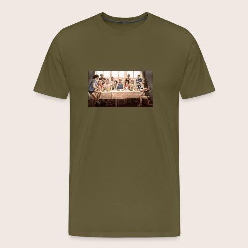 Laufguru - Männer Premium T-Shirt