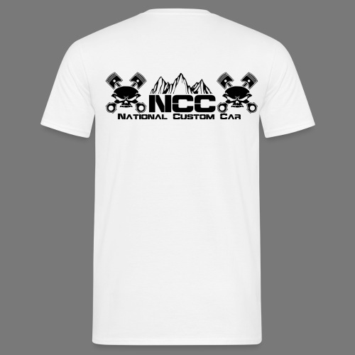 T-shirt NCC - T-shirt Homme