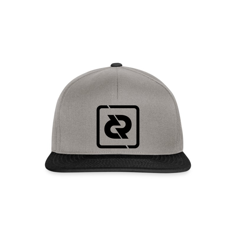 REFLUXED VIP CAP [GRAY]  - Snapback cap