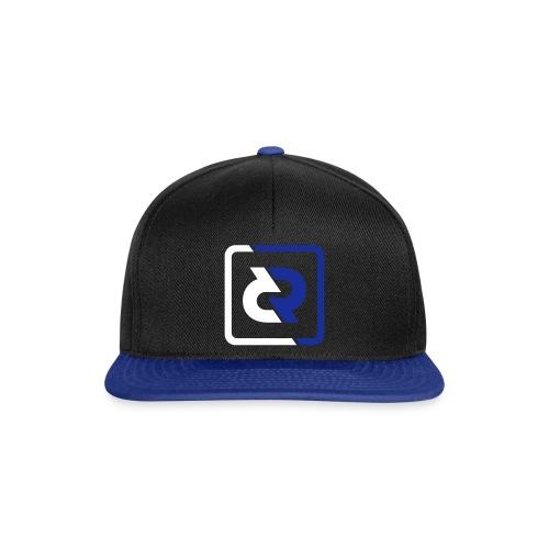 REFLUXED VIP CAP [BLUE]  - Snapback cap