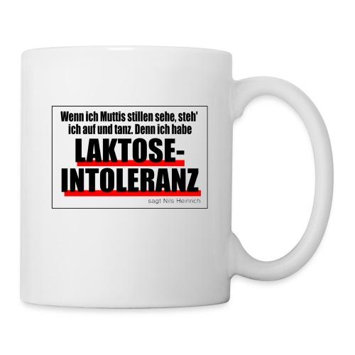 Laktoseintoleranz-Tasse - Tasse