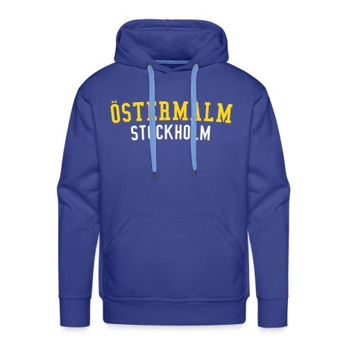 Östermalm STK Hood - Premiumluvtröja herr