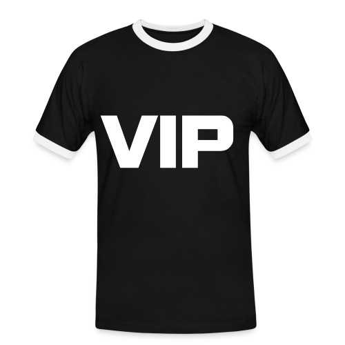 VIP ONLY - T-shirt contrasté Homme