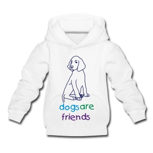 Kids and friends - Kinder Premium Hoodie