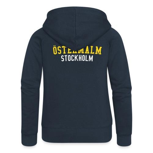 Östermalm STK Zip - Premium luvjacka dam