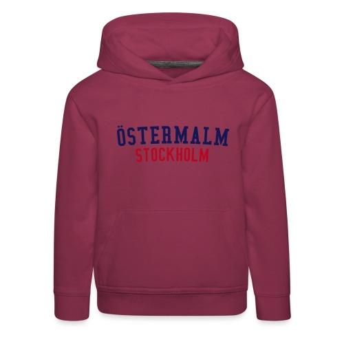 Östermalm JR STK Hood - Premium-Luvtröja barn