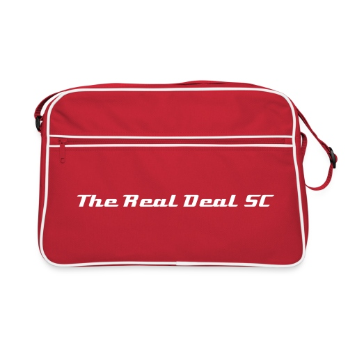 The Real Deal Retro Bag - Retro Bag