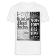 T-Shirts ~ Men's T-Shirt ~ Vote Tory This Time