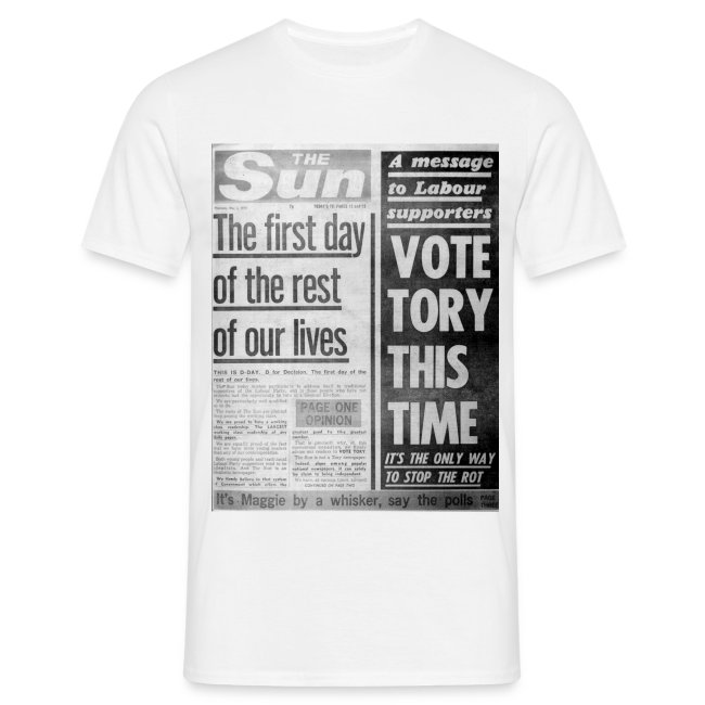 Vote Tory This Time