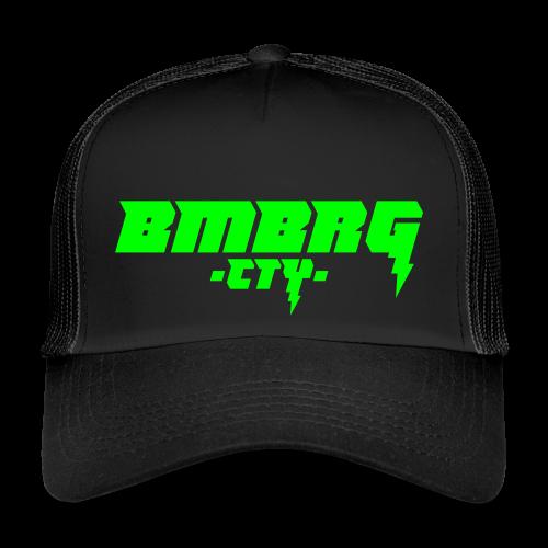 BMBRG Flash - Trucker Cap - #BAMBERG-SHIRT - Trucker Cap
