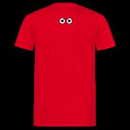 T-shirts ~ T-shirt herr ~ Kure Kure Ögon i nacken