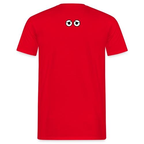 Kure Kure Ögon i nacken - T-shirt herr