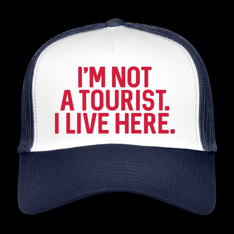 Not a Tourist - Trucker Cap - #BAMBERG-SHIRT - Trucker Cap