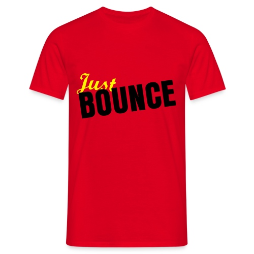 T-shirt JUST BOUNCE - T-shirt Homme