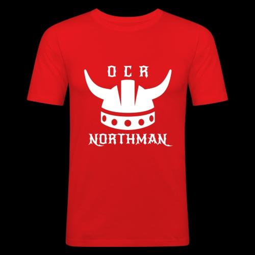 OCR Northman T-Shirt - Männer Slim Fit T-Shirt