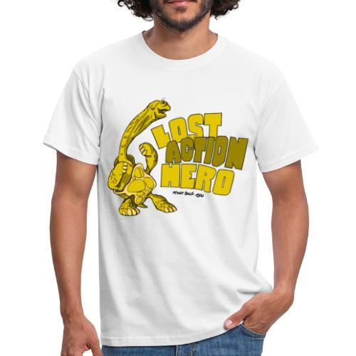 Volker Konrad Riesenschildkröte - Männer T-Shirt