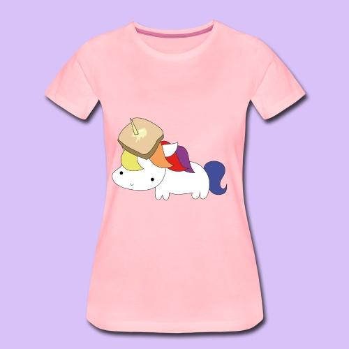 toasty corn - Frauen Premium T-Shirt