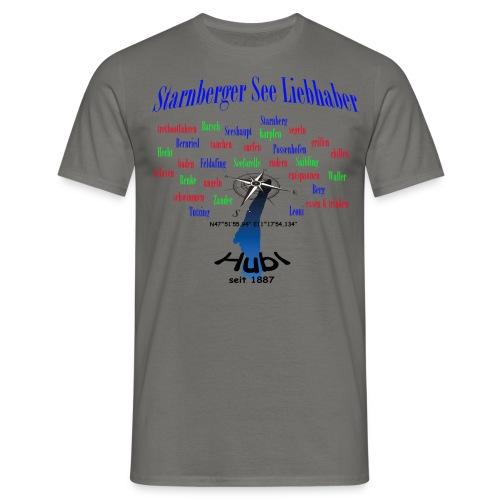 Starnberger See Liebhaber - Männer T-Shirt
