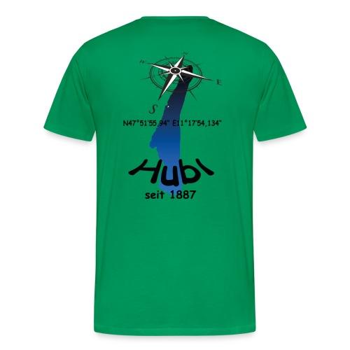 Wenn i den See seh - Männer Premium T-Shirt