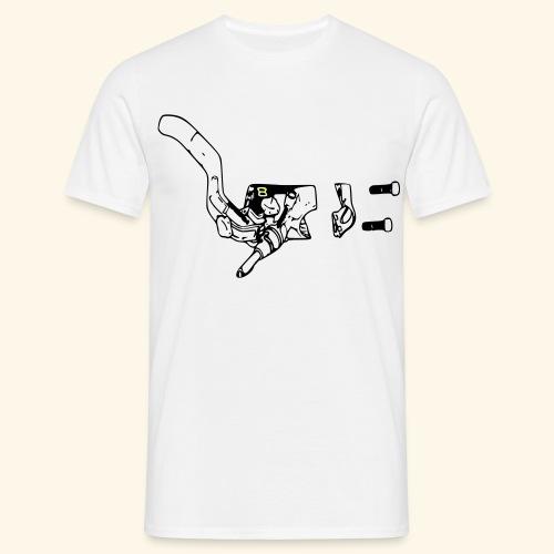Mountainbike Brake 8 - Männer T-Shirt