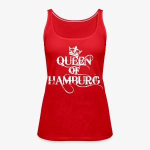 Queen of Hamburg Krone Kiez Königin Tank Top - Frauen Premium Tank Top