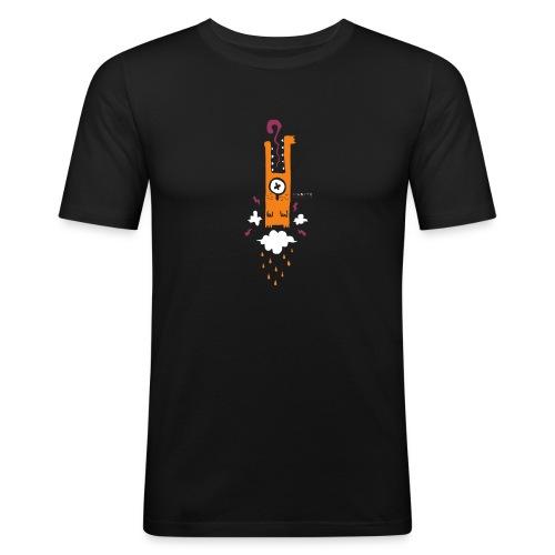 GraouW / Homme - T-shirt près du corps Homme
