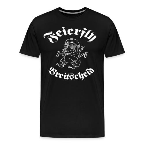 Feierfly Louder Than Everything Else - Männer Premium T-Shirt