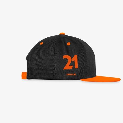 Zaal21 cap 1 - Contrast snapback cap