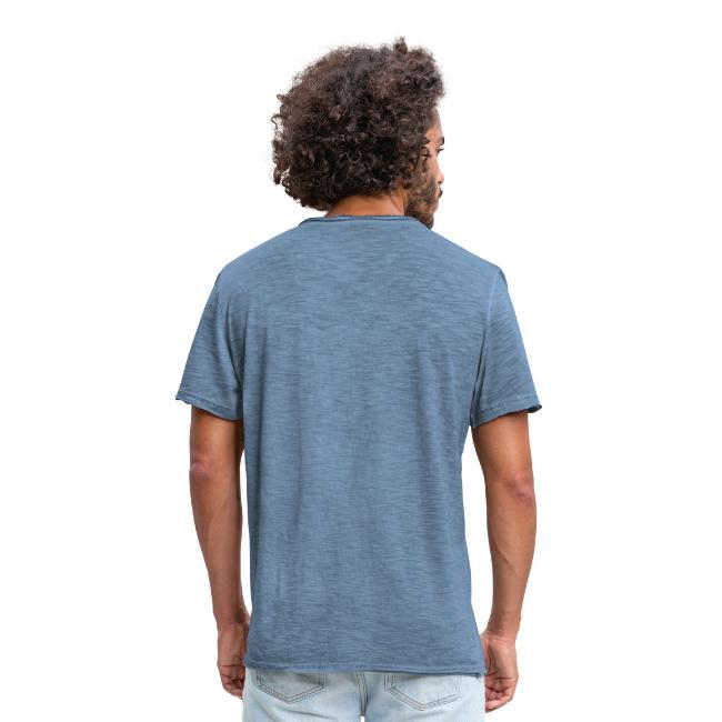 Be Strong - Männer Vintage T-Shirt