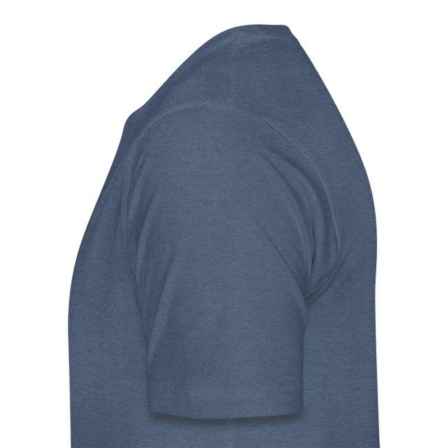 Bizepseinhorn Poly-Color - Männer Premium T-Shirt