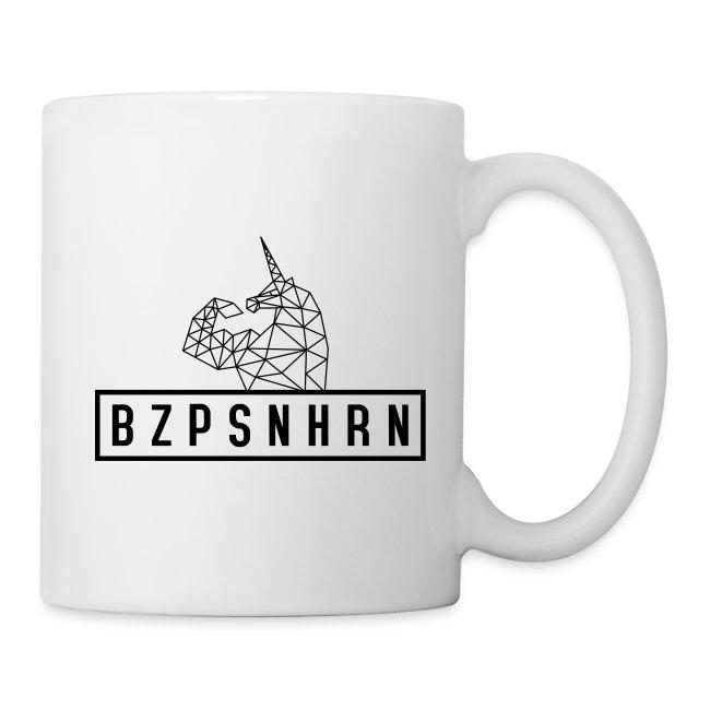 Hipster Bizepseinhorn - Tasse