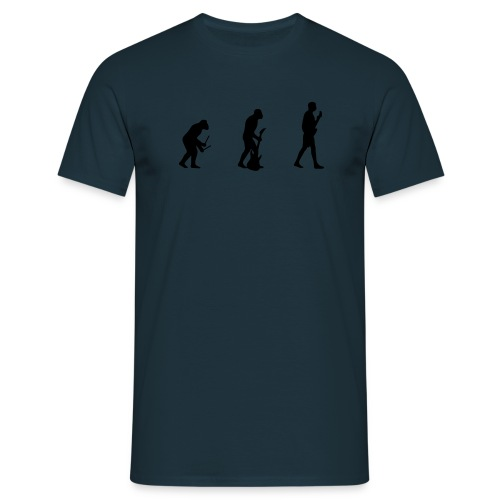 Numba Performer dunkelblau - Männer T-Shirt