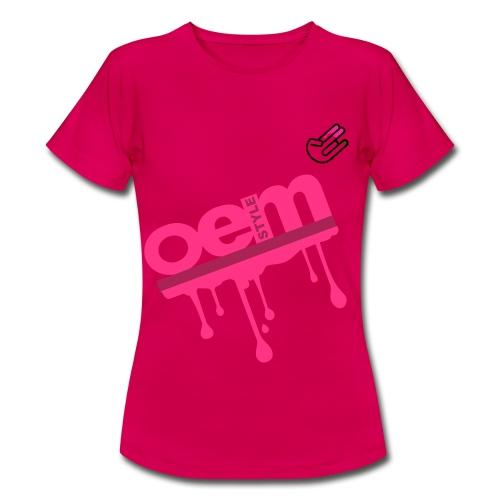 OEM Princess - Frauen T-Shirt