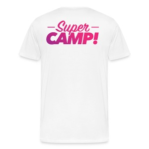 Super Camp! men - Men's Premium T-Shirt