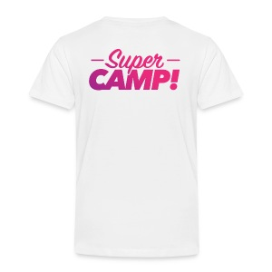 Super Camp! kids - Kids' Premium T-Shirt
