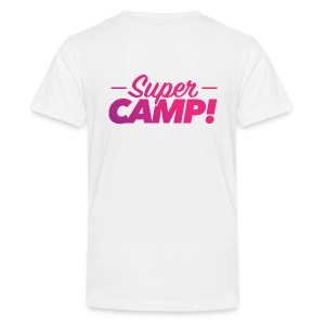 Super Camp! Teenage - Teenage Premium T-Shirt
