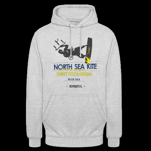 BOARDEVIL NORTH SEA KITE - Unisex Hoodie