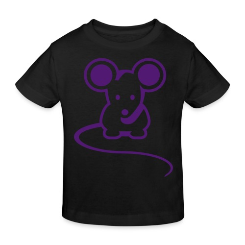Kid's squeak shirt - Kids' Organic T-Shirt