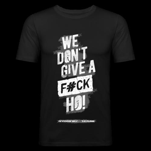Roll Up Slim [Mens] - Men's Slim Fit T-Shirt