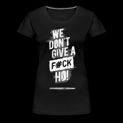 Roll Up Tee [Ladies] - Women's Premium T-Shirt