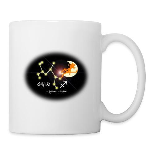 Katzentasse Kittycat Sternzeichen Schütze - Tasse