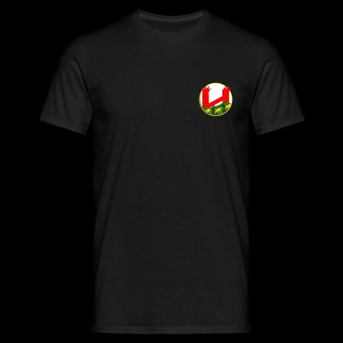 HNH Fully Loaded Black Tshirt Mens - Men's T-Shirt