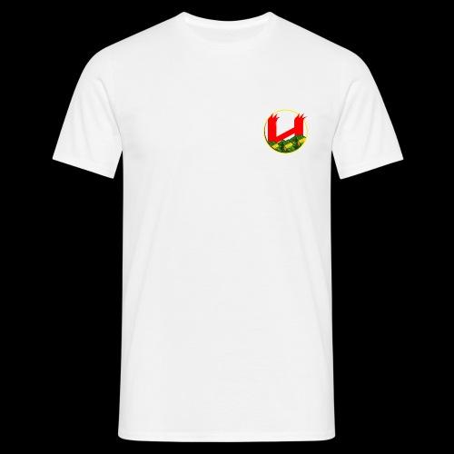 HNH Fully Loaded White Tshirt Mens - Men's T-Shirt