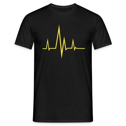 pulse - T-skjorte for menn