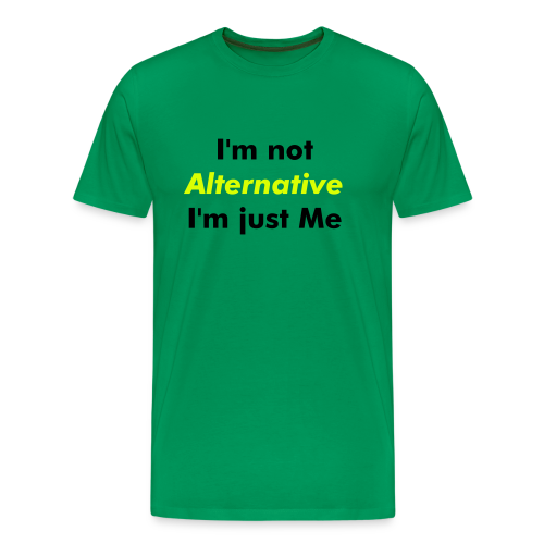 Alternative  - Men's Premium T-Shirt