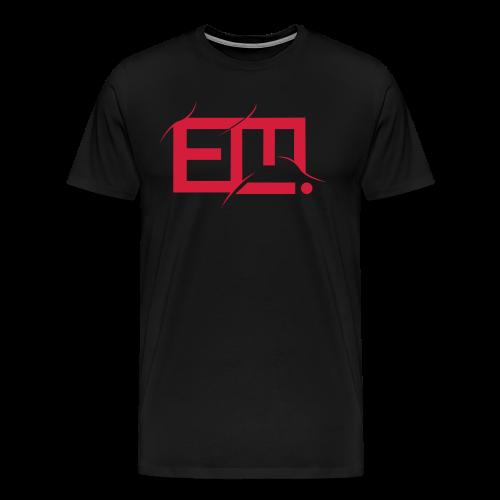 Emmiej Logo T-Shirt - Men's Premium T-Shirt