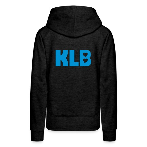 Women's Premium Hoodie - Designed specially for Kelly Louise Benson