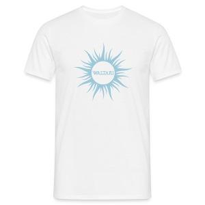 Waltari Frozen / white - Men's T-Shirt